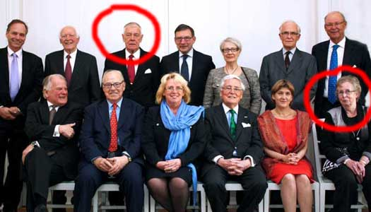"Karl-Erik Olsson dinerade med ""Winberg"""