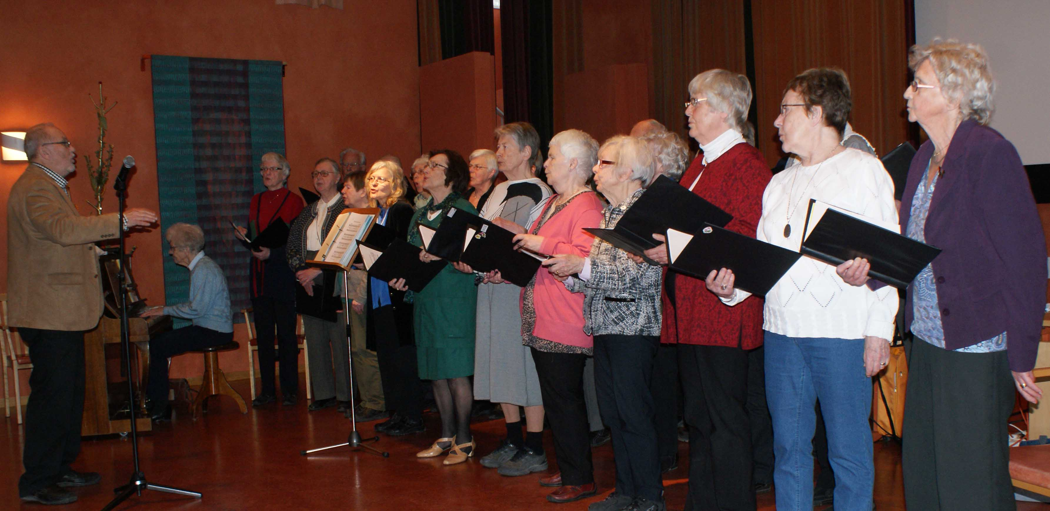 SPF-distrikt Y möts i Härnösand