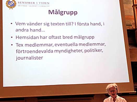 SPF-Västernorrland går fortsatt framåt