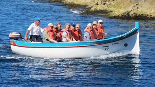 SPF Kvarnens resa till Malta