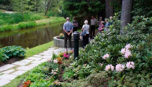 Besökte Mjösunds kyrkogård