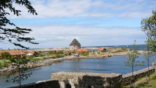 Bornholm och Christiansö