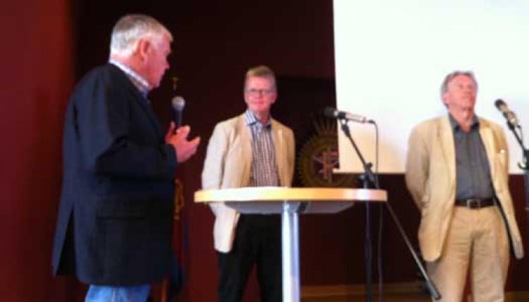 Lars Andersson: Äldre måste kämpa tuffare