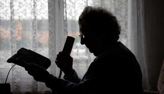 """""""Skydda dementa mot telefonförsäljare"""""""