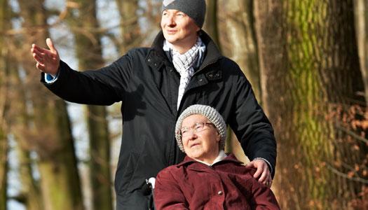 SPF är med och förbättrar kvaliteten i äldreomsorgen