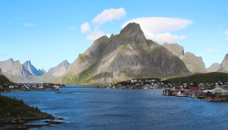 Kaprifolens resa till Lofoten