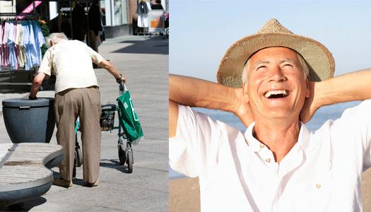 Har du råd att bli gammal? Experterna tipsar