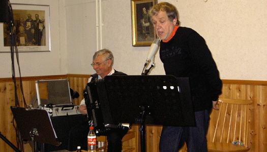 Musikcafé på SPF i Mora
