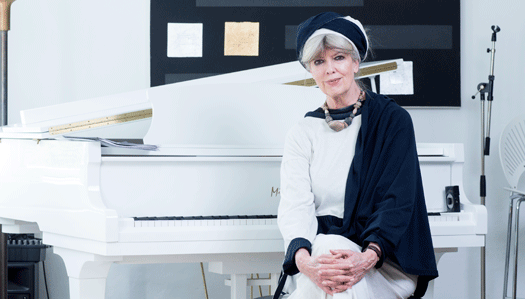 Suzanne Brøgger vägrar spela med