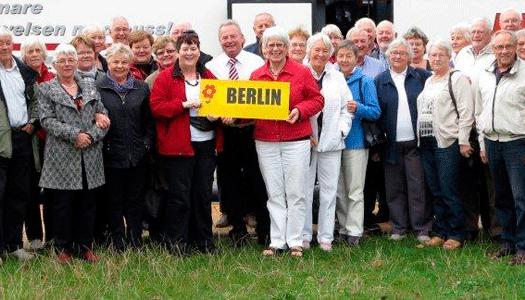 Berlinresa med Nybro SPF