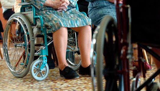 Tvång kan tillåtas inom demensvården