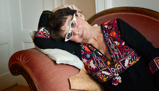 Yvonne Lombard vill inte gulla längre