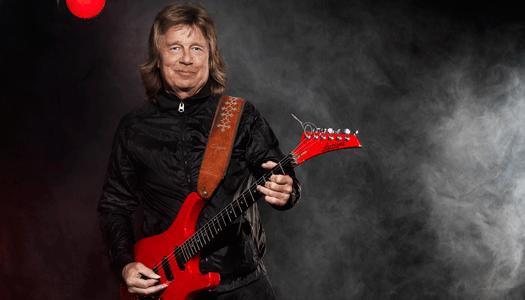 """Janne Schaffer: """"Musiken har hjälpt mig gå vidare"""""""