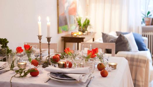 Var så goda – julen är serverad
