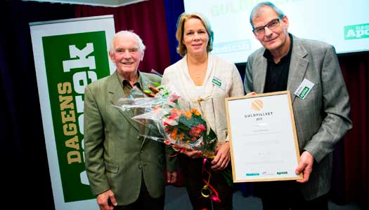 SPF hyllas för sitt arbete med äldre och läkemedel