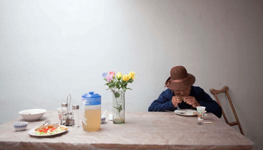 Tuffa tider för Bolivias seniorer