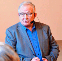 Gillis Hellberg underhöll Götene-Kinnekulle