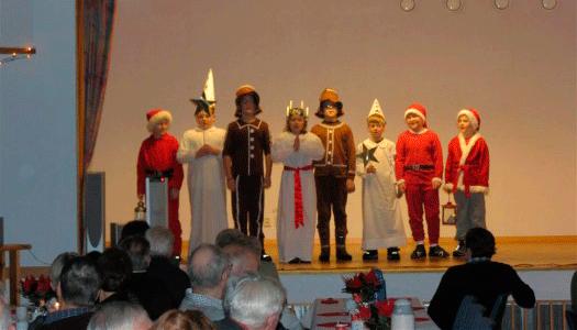 Drängsereds luciafest
