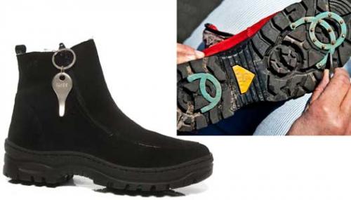 dubbar till skor