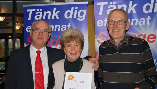 SPF Jönköpingsdistriktet vann stegtävlingen!