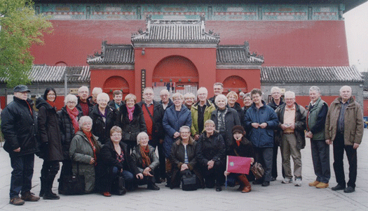 SPF Bunkeflostrand i Peking