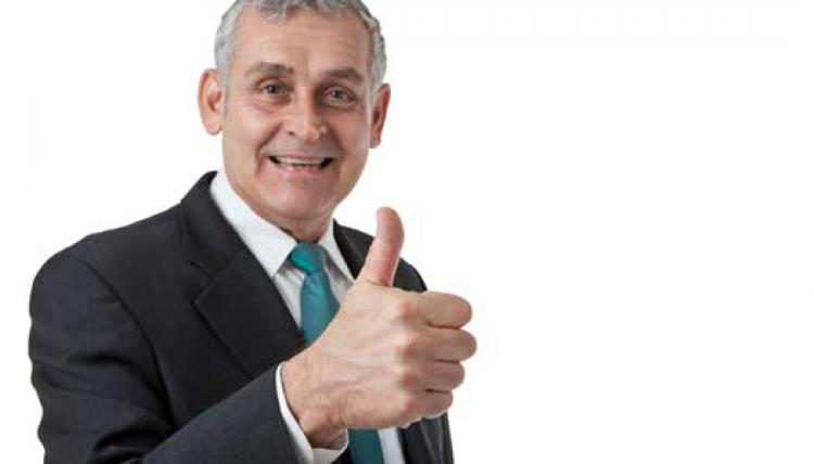 Allt fler positiva till äldre arbetskraft