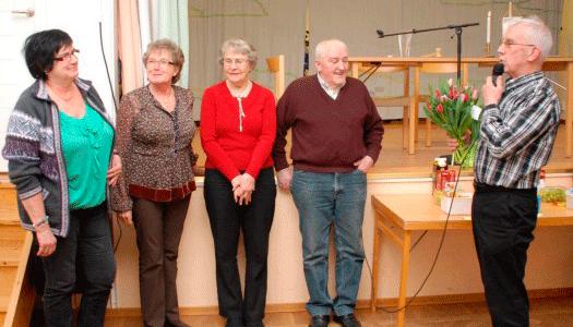 Årsmöte med aktiv förening