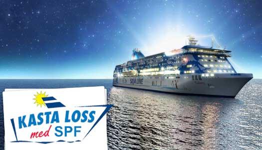 Stort intresse för SPFs Kasta loss