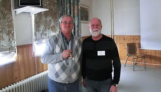 Medlemsmöte på Majstångsbacken 20 mars