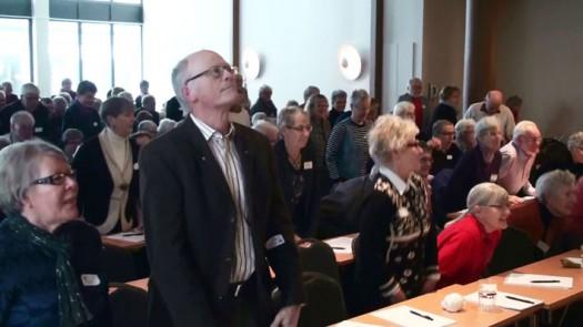 Livskvalitet för seniorer diskuterades i Värmland