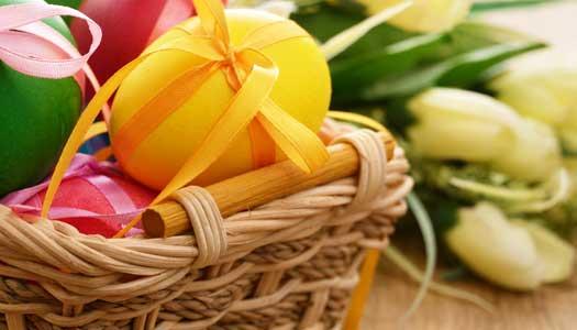 Fira påsk med god mat