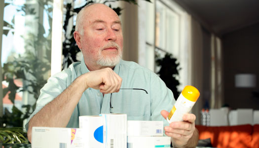 SPF kämpar för bättre medicinering av äldre