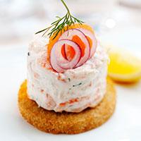 recept toast skagen, skakentoast, Melanders fisk