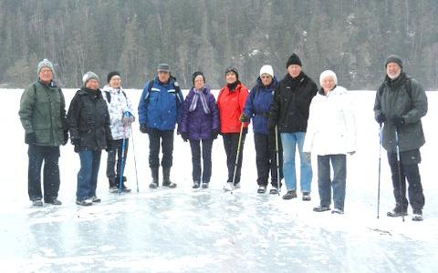 SPF-are på hal is!