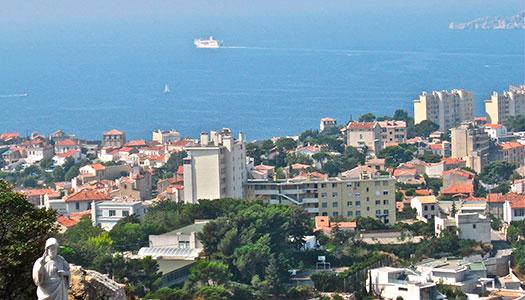 Res till Marseille – världens mötesplats