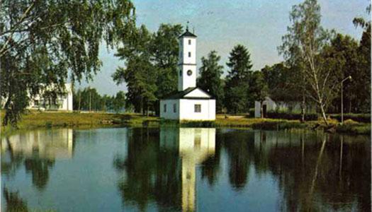 Stjärnsunds Bruk i Dalarna