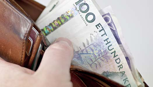 Stark SPF-ilska över stillastående pensioner
