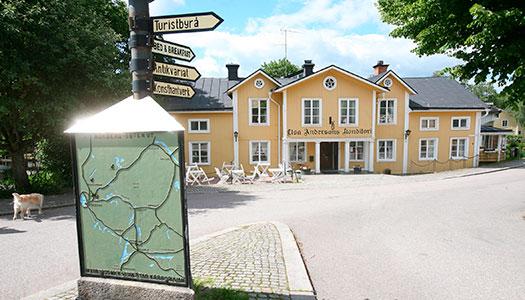 Gott stopp: Konditoriet i Norberg