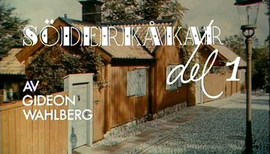 Nostalgi och kära återseenden i SVTs öppna arkiv