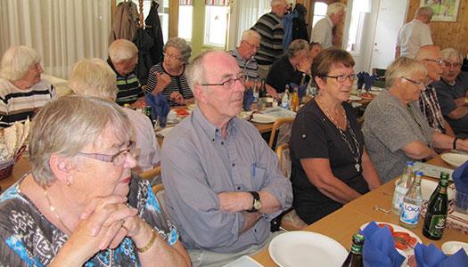 SPF:are i Bjurholm smakar av årets strömming