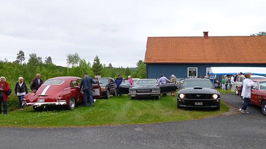 Samarbete mellan SPF Vattudalen och Strömsunds cruisingklubb