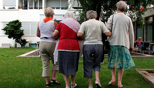 Förbättra äldreomsorgen