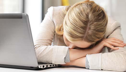 Hopplöshet och stress kan göra dig demenssjuk