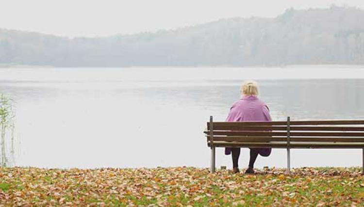 Depression förkortar äldres liv
