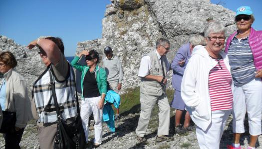 SPF Toarps resa till Gotland