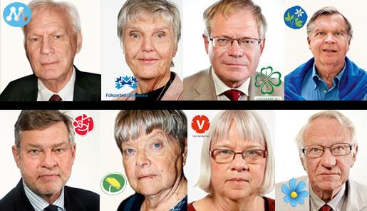 Sån är seniorernas makt i partipolitiken