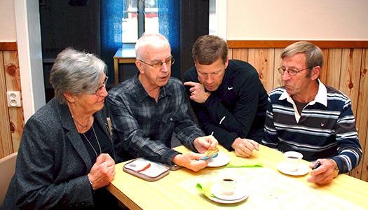 Månadsmöte SPF Umeå Norra