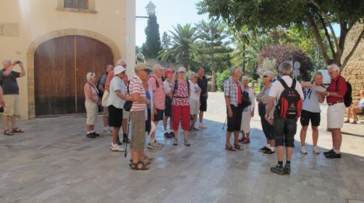 SPF Kvarnens andra resa till Mallorca