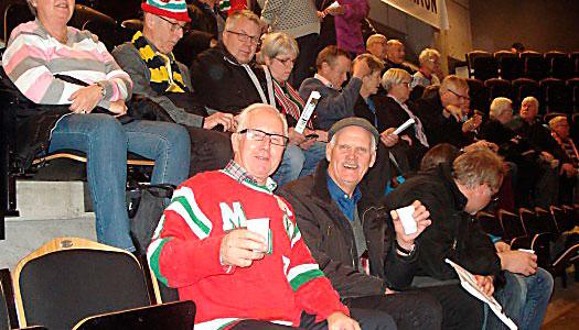 Pensionärer på hockey