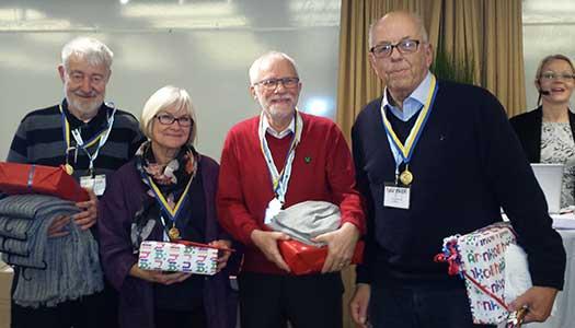 Skaraborg vann Hjärnkoll